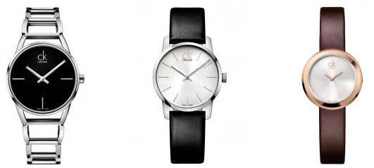 Calvin Klein Uhren für Damen
